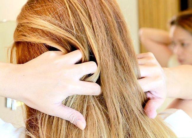 Prent getiteld Kry Vaseline uit jou Hair Finale