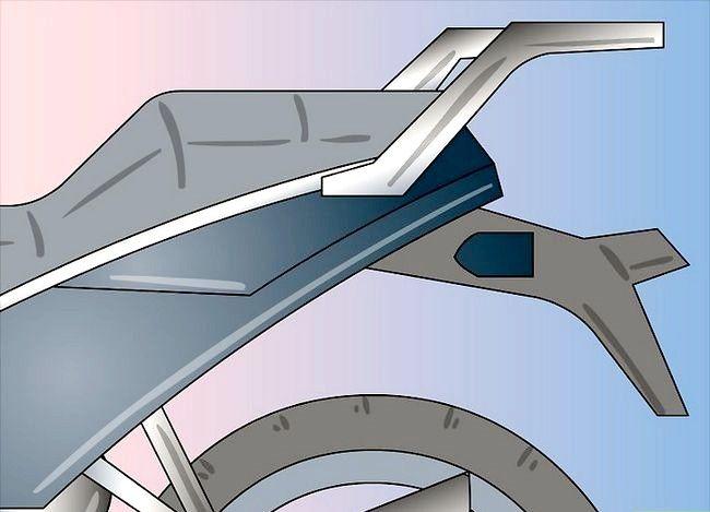 Beeld getiteld Herstel die ABS op `n BMW R1100RT Motorfiets Stap 7