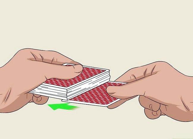 Prent getiteld Voer die 3 Inbrekerskaart truuk Stap 8 uit