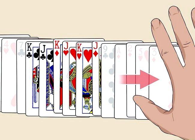 Prent getiteld Voer die 3 Inbrekerskaart truuk Stap 10 uit