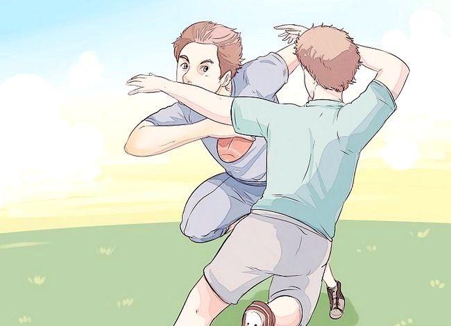 Hoe om `n spontane skrum te maak
