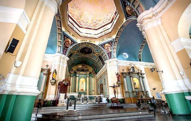 Prent getiteld Neem Nagmaal in die Katolieke Kerk Stap 2