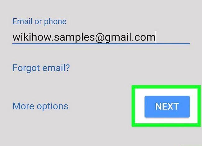 Prent getiteld Herstel na Gmail wagwoord Stap 14