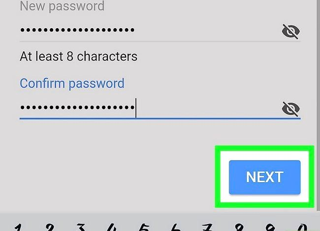 Beeld getiteld Herstel Gmail wagwoord Stap 21