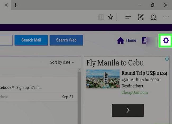 Prent getiteld Stuur E-pos na Gmail Stap 1