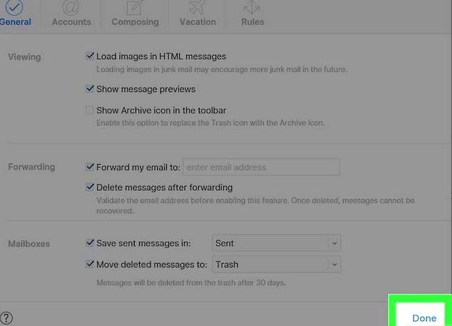 Prent getiteld Stuur E-pos na Gmail Stap 24