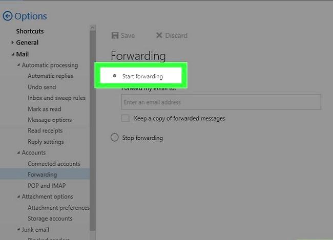 Prent getiteld Stuur E-pos na Gmail Stap 27