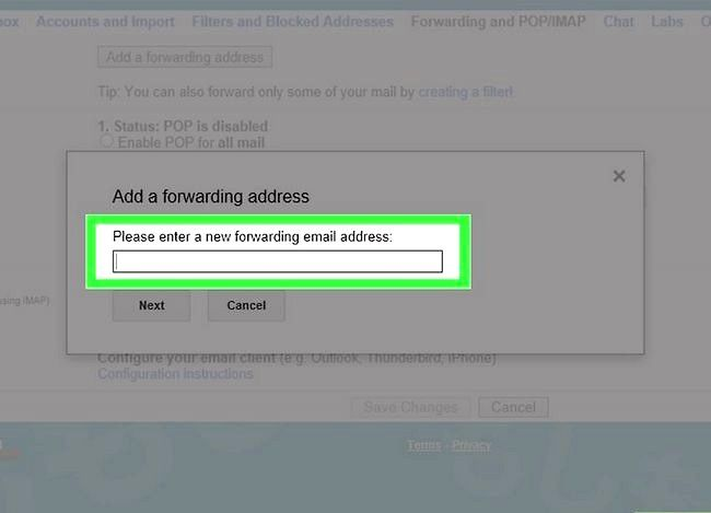 Prent getiteld Stuur E-pos na Gmail Stap 34