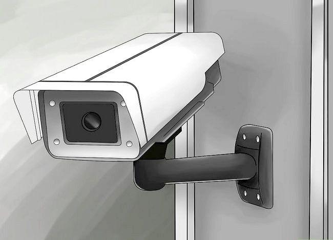 Prent getiteld Verminder misdaad in jou buurt Stap 8