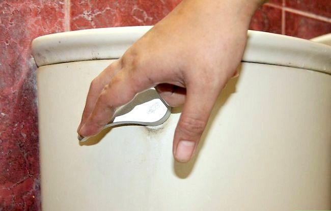 Prent getiteld Vervang `n toilethandvatsel Stap 12
