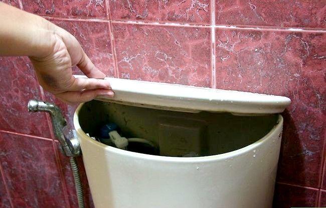 Prent getiteld Vervang `n toilethandvat Stap 2
