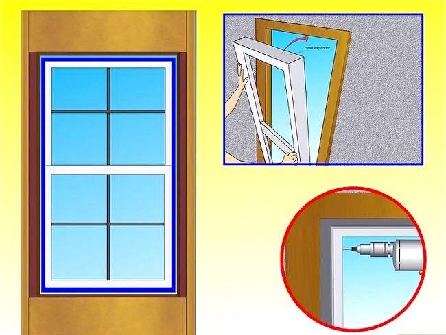Prent getiteld Installeer Vinyl Vervanging Windows Stap 14