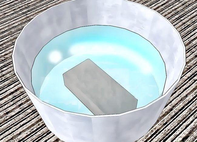 Prent getiteld Vervang `n beskadigde baksteen Stap 3