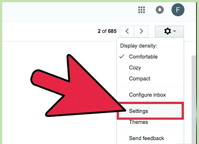 Prent getiteld Stuur Yahoo Mail na Gmail Stap 12