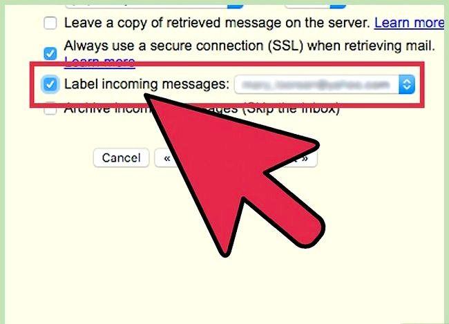Prent getiteld Stuur Yahoo Mail na Gmail Stap 17