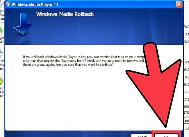 Prent getiteld Herlaai Windows Media Player Stap 16