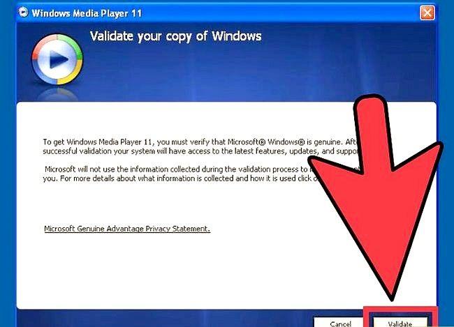 Prent getiteld Herlaai Windows Media Player Stap 21