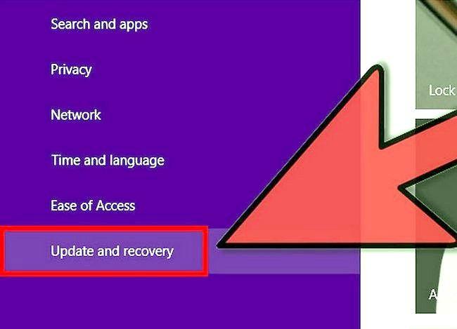 Prent getiteld Installeer Windows 8.1 Stap 11 weer