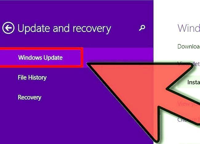 Prent getiteld Herinstalleer Windows 8.1 Stap 12
