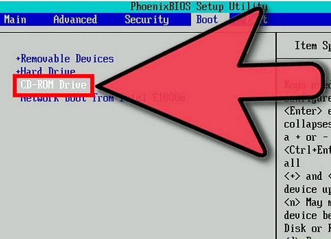 Prent getiteld Installeer Windows 8.1 Stap 4 weer