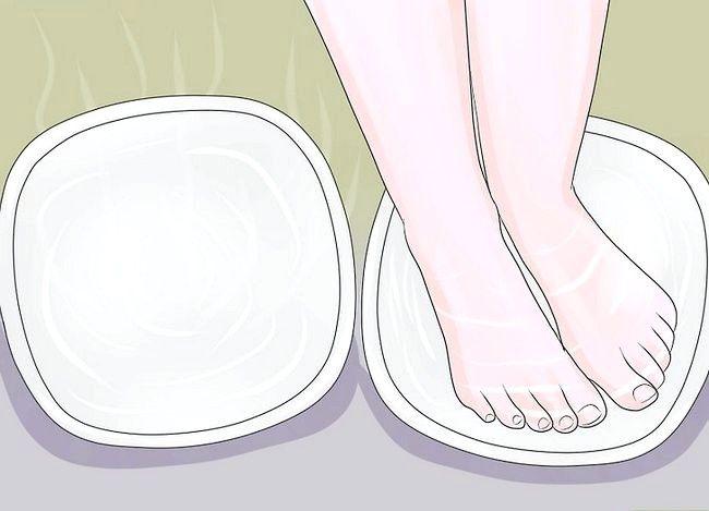 Prent getiteld Ontspan jou voete Stap 2