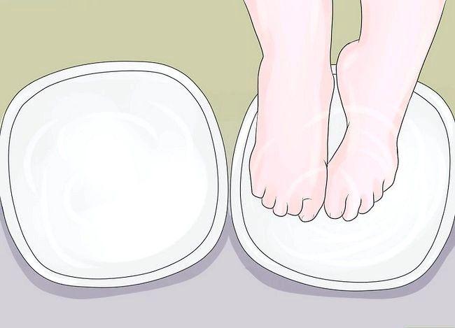 Prent getiteld Ontspan jou voete Stap 4