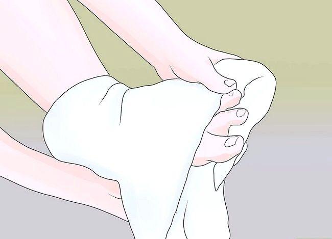 Beeld getiteld Ontspan jou voete Stap 5