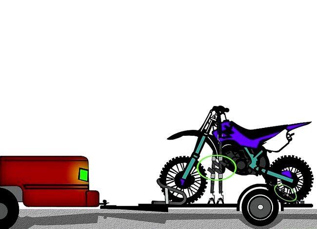 Beeld getiteld Motorfiets Voorskou Stap 13