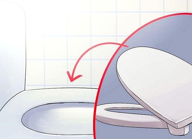 Prent getiteld Fix a Toilet Stap 19
