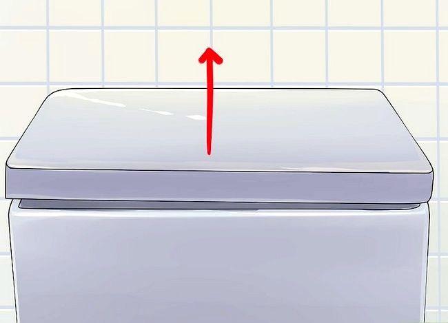 Prent getiteld Fix a Toilet Stap 5
