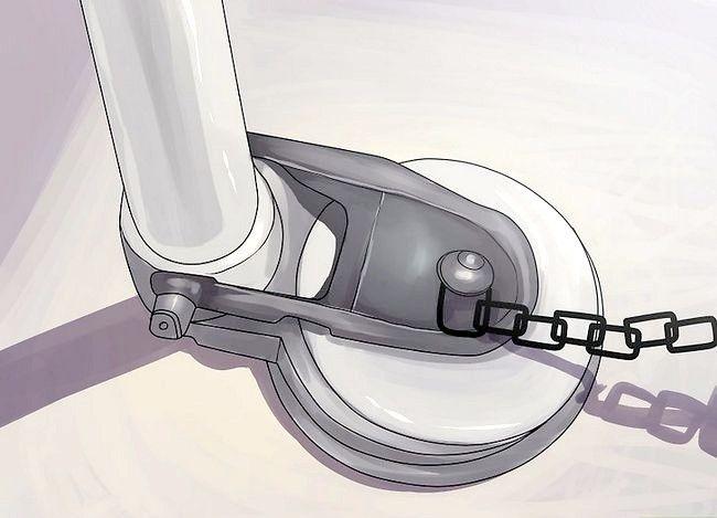 Prent getiteld `n toilet stap 8