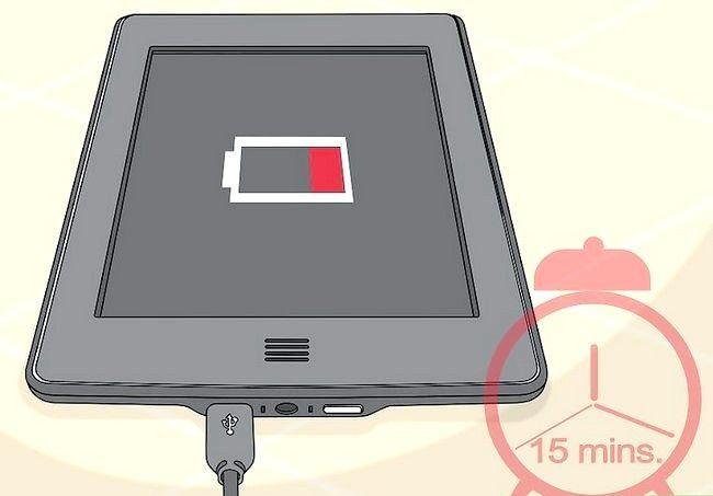 Beeld getiteld Stel `n Kindle Fire Stap 4 terug