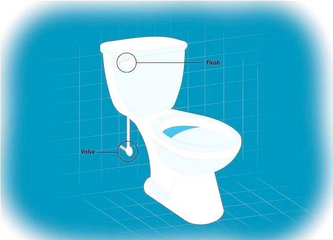 Prent getiteld Verwyder `n toilet Stap 1