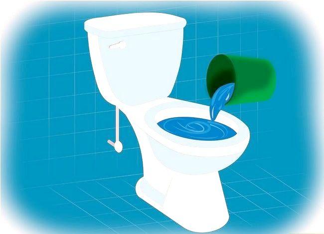 Prent getiteld Verwyder `n toilet Stap 12