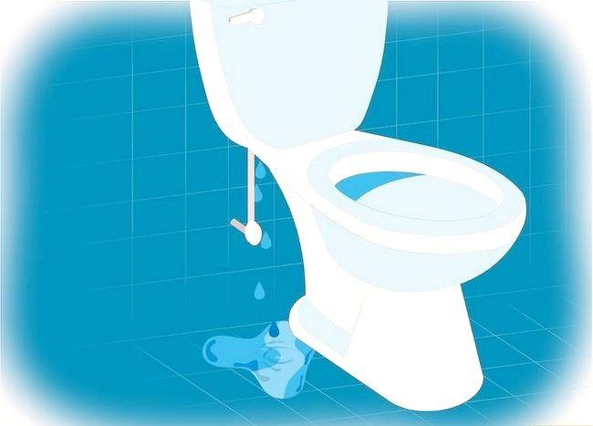 Prent getiteld Verwyder `n toilet Stap 13