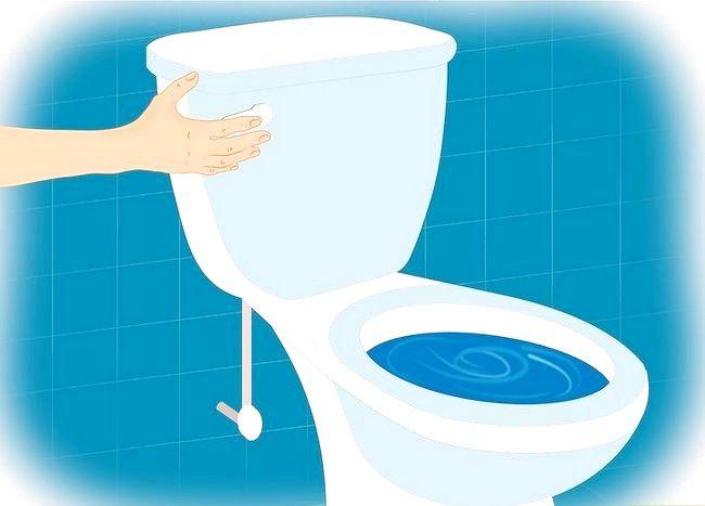 Prent getiteld Verwyder `n toilet Stap 14