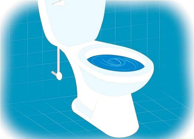 Prent getiteld Verwyder `n toilet Stap 7