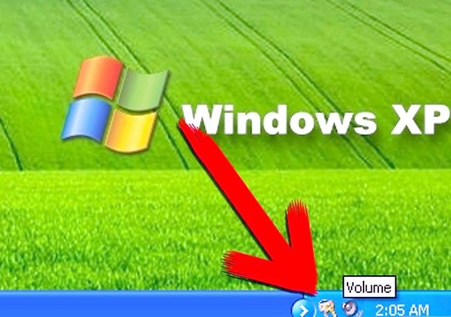 Prent getiteld Kyk of Windows XP geaktiveer is Stap 1
