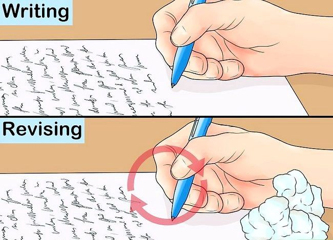 Hoe om `n geskrewe teks te kontroleer