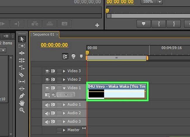 Prent getiteld Rotasie `n video in Adobe Premiere Pro Stap 3