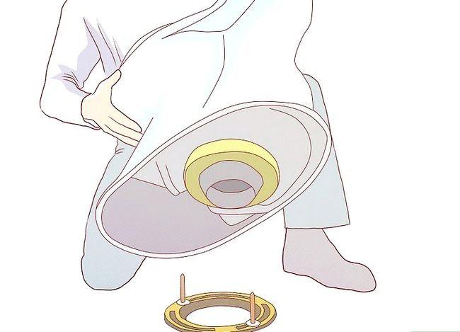 Prent getiteld Weet wanneer `n Wax Ring Slegte Stap 9 is