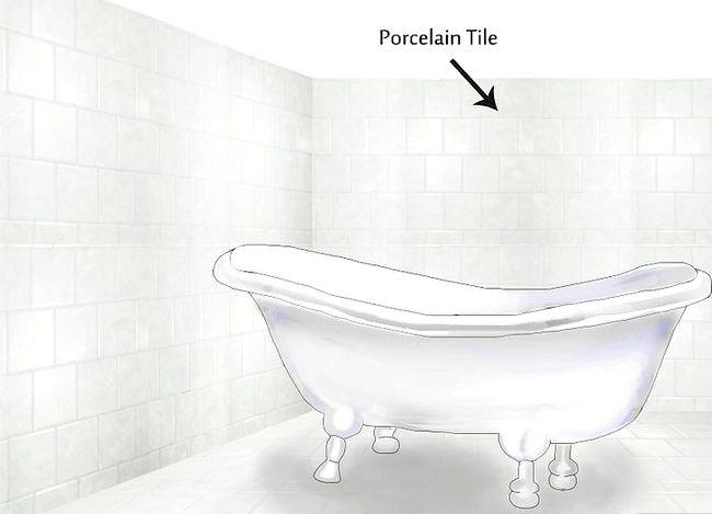 Prent getiteld Vertel die verskil tussen porselein en keramiek teëls Stap 2Bullet1