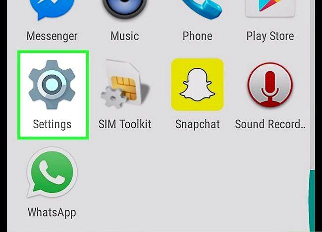 Prent getiteld Vertel as iemand op Snapchat Stap 6 teken