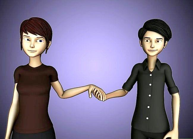 Prent getiteld Vind uit of `n meisie jou liefhet of net `n goeie vriend is. Stap 4