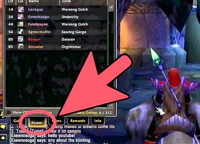 Beeld getiteld Laat `n Gilde in World of Warcraft Stap 2