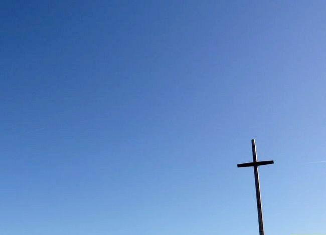 Prent getiteld Word deur Jesus Christus gestoor Stap 7