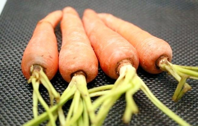 Hoe om wortels te kies en te stoor