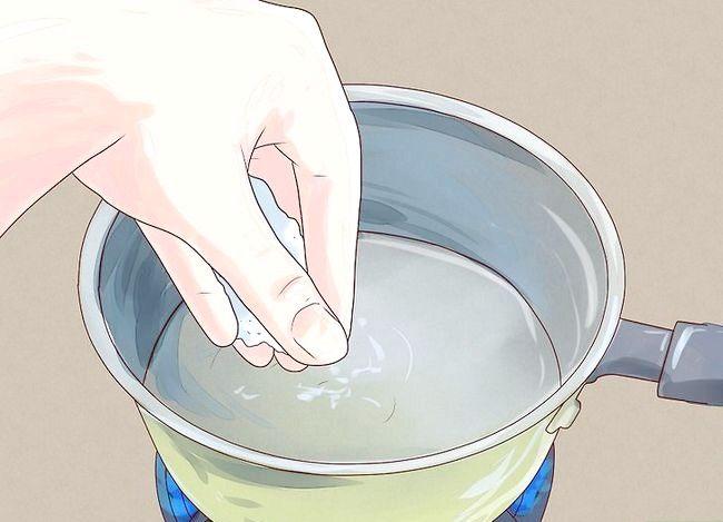 Hoe om sout uit water te skei