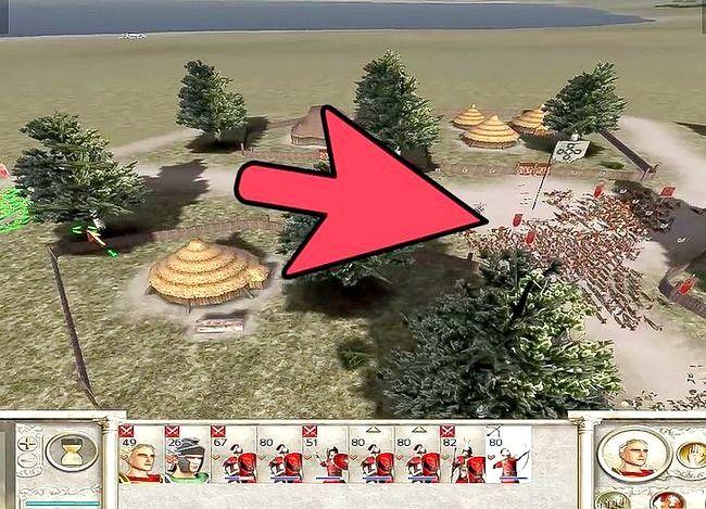 Prent getiteld Wees groot in Rome Total War Step 13