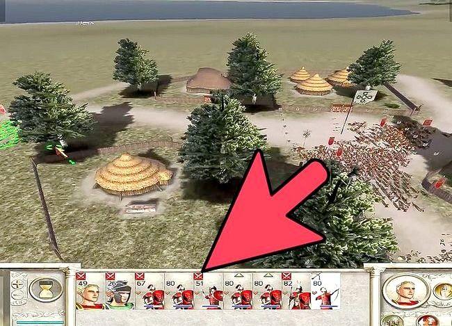 Prent getiteld Wees groot in Rome Total War Step 14